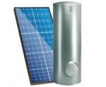 Chauffe-eau électro-solaire Viessmann–  installé